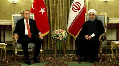 الرئيس الإيراني يعرض المساعدة لتوثيق علاقة أنقرة بنظام بشار الأسد