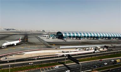 مطار دبي: تأجيل الرحلات بسبب طائرات مسيرة غير مصرح بها