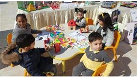 حضانات جمعية صندوق إعانة المرضى تشارك في ملتقى المنظمة العالمية لحماية الطفل
