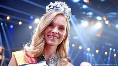 شرطية تفوز بلقب ملكة جمال ألمانيا لعام 2019