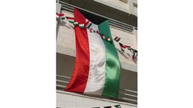 طلبة كويتيون يقيمون احتفالية بمناسبة الأعياد الوطنية في الرياض