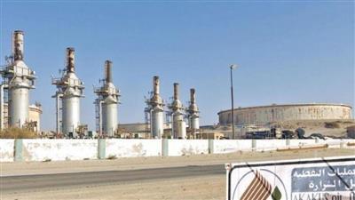 حقل الشرارة النفطي في جنوب ليبيا
