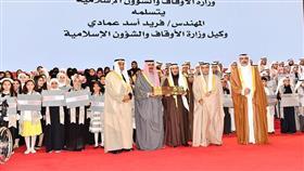 سمو أمير البلاد يشمل برعايته حفل تكريم مسابقة الكويت للقرآن الكريم