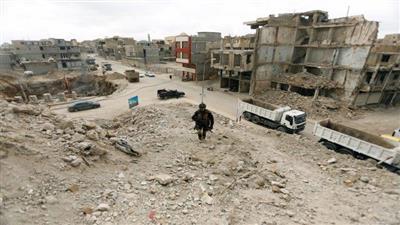 العراق.. انتشال 4 آلاف و 720 جثة من تحت أنقاض الموصل