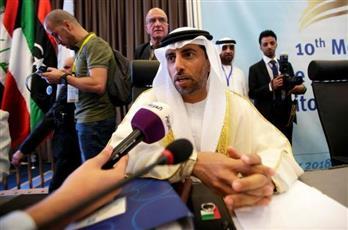 وزير الطاقة الإماراتي: سنواصل خفض إنتاج النفط حتى تحقيق التوازن في السوق