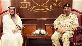 القائد العام لقوة دفاع البحرين يشيد بعمق العلاقات الأخوية مع الكويت