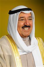 سمو الأمير يشمل برعايته الحفل الختامي للمشروع الوطني للشباب «الكويت تفخر»