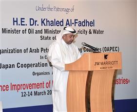 وزارة النفط: الكويت تدعم جهود إعادة التوازن بأسواق النفط