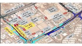 «الداخلية»: إغلاق مدخل ومخرج «الخدمة المدنية» على طريق المطار.. غدًا