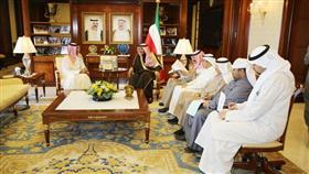 رسالة من قطر إلى الكويت