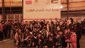 جولة لـ«النجاة الخيرية» في تركيا لتقديم مساعدات للاجئين السوريين
