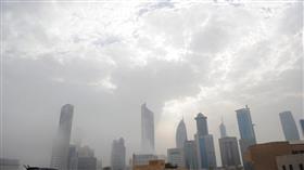«الأرصاد» تحذر: أمطار رعدية ورياح مثيرة للغبار