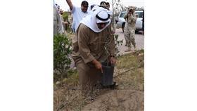 النائب الأول يغرس «الحفاظ على البيئة»
