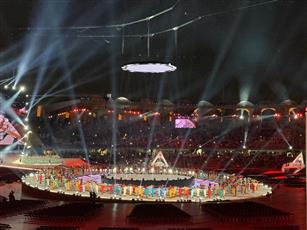 افتتاح الألعاب العالمية للأولمبياد الخاص في أبوظبي