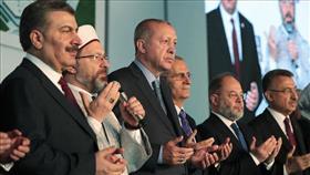 أردوغان يفتتح «أنقرة» الطبية الأكبر في أوروبا