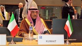 الشيخ صباح خالد الحمد الصباح نائب رئيس مجلس الوزراء وزير الخارجية
