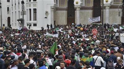 السفارة الأمريكية في الجزائر تحذر مواطنيها من مظاهرات اليوم