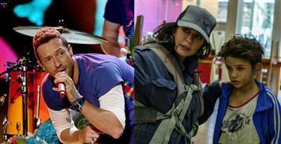 «Coldplay» تدعو إلى مشاهدة فيلم كفر ناحوم