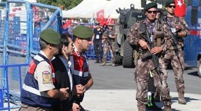 تركيا.. فصل 920 موظفا بالجيش لصلتهم بـ«الكيان الموازي»