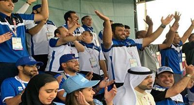 «الكويت» يكتسح شباك «نيبال» في الأولمبياد الخاص