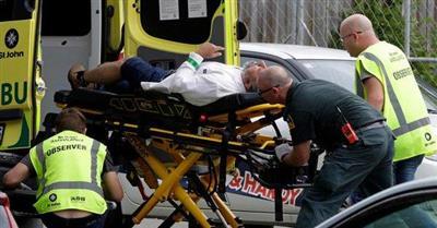 وفاة سعودي في هجوم نيوزيلندا الإرهابي