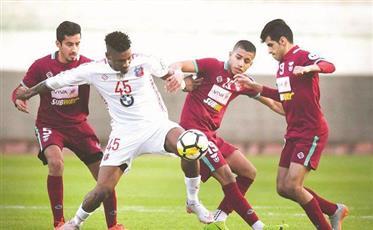 «الكويت» يفوز على «النصر» برباعية.. وينفرد بصدارة الدوري