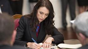 جاسيندا أرديرن رئيسة وزراء نيوزيلندا