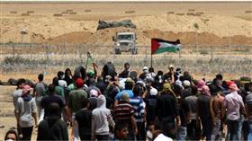 إصابة 7 فلسطينيين على الحدود جنوب قطاع غزة