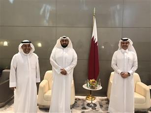 وزير الصحة يصل إلى الدوحة للمشاركة بمنتدى الشرق الاوسط للرعاية الصحية