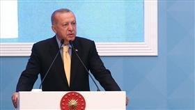 أردوغان: ليس لإسرائيل ذرة حق بالجولان