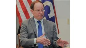 نائب مساعد وزير الخارجية الأمريكي لخدمات التأشيرة إدوارد راموتوفسكي