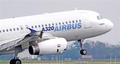 طائرة إيرباص إيه 320