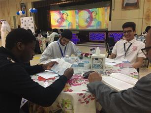 وزارة التربية تجري التصفيات الثالثة لتحدي القراءة العربي