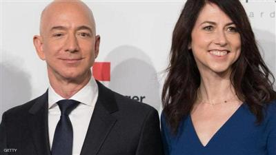 طليقة مؤسس شركة أمازون تصبح ثالث أغنى امرأة في العالم