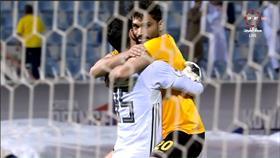 القادسية يتأهل للدور نصف النهائي لكأس سمو الأمير بعد فوزه على كاظمة