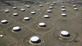 مخزون النفط الخام الأمريكي يرتفع 4.1 مليون برميل
