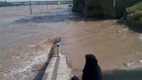 إيران.. فيضانات الأهواز تغمر 234 قرية ونزوح 400 ألف