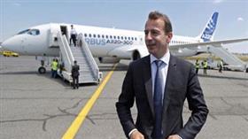 تعيين جيوم فوري رئيسا تنفيذيا لشركة إيرباص