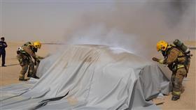 «الإطفاء»: نستعد لحرائق المركبات الكهربائية في المستقبل