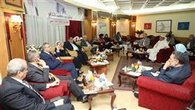 رئيس مكتبنا الثقافي بالقاهرة يؤكد ضرورة تضافر الجهود للارتقاء بمستوى جودة التعليم والبحث العلمي لجامعاتنا العربية