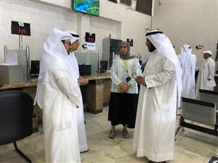 سعد الخراز: جاري تجهيز فرع جديد لذوي الإعاقة في مدينة صباح الأحمد