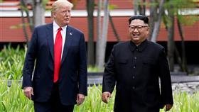ترامب يعرب عن رغبته في عقد لقاء ثالث مع زعيم كوريا الشمالية