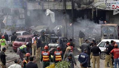 باكستان: مقتل 14 شخصًا في انفجار قنبلة بأحد أسواق مدينة كويتا