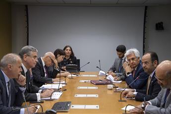 وزير المالية يبحث مع مسؤول بالبنك الدولي المشاريع المتعلقة بالكويت
