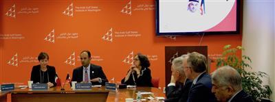 وزير المالية يستعرض رؤية «كويت 2035» في جلسة لمعهد دول الخليج بواشنطن