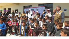 الجمعية الكويتية للإغاثة تعيد تأهيل عدد من المدارس بمحافظة نينوى شمال العراق
