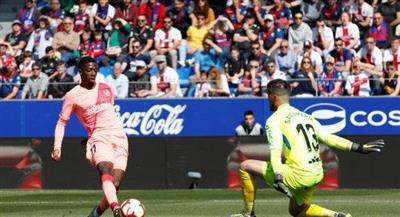 تعادل سلبي بين «برشلونة» و «هويسكا»