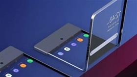 هاتف ذكي جديد قابل للطي بـ«شاشة شفافة»