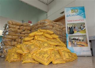 «الهلال الأحمر» يدشن حملة لتوزيع المساعدات الغذائية الرمضانية