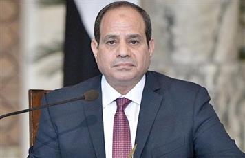 الرئيس المصري يلتقي بحفتر قائد الجيش الوطني الليبي في القاهرة